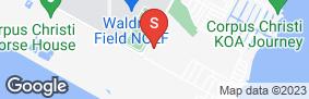 Location of Flour Bluff Storage in google street view