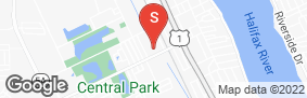 Location of All Aboard Storage - Hand Depot in google street view
