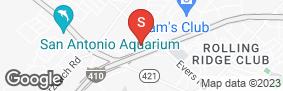 Location of Lockaway Storage - Northwest in google street view