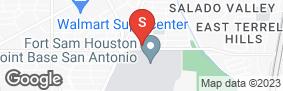 Location of Lockaway Storage - Rittiman in google street view