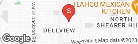 Location of Lockaway Storage - Northwest Loop 410 in google street view