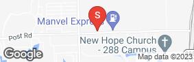 Location of Prestige Storage Cr-58 in google street view