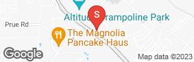 Location of Lockaway Storage - Weidner in google street view