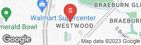 Location of U-Stor Self Storage in google street view