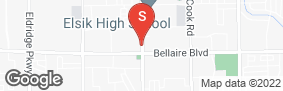 Location of Right Move Storage-Bellaire / Mr.Storage in google street view