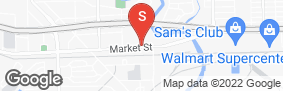 Location of Market Street Storage in google street view