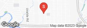 Location of Perrin Cloverleaf Storage in google street view