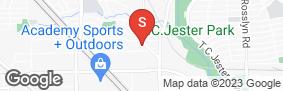 Location of Mangum Storage in google street view