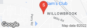 Location of Storage Direct Willowbrook in google street view