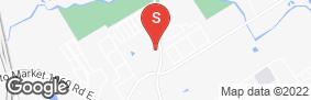 Location of Aldine Self Storage in google street view