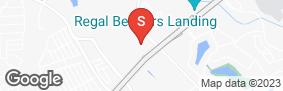 Location of Prestige Storage Birnham Woods in google street view