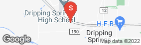 Location of Dripping Springs Storage And Parking in google street view