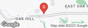 Location of Stash N Go Storage in google street view