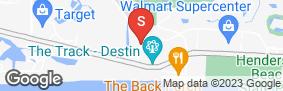 Location of Regional Self Storage in google street view