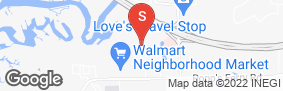 Location of B & G Climate Control Self Storage in google street view