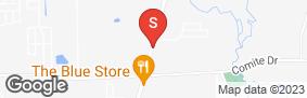 Location of Metro Mini Storage in google street view