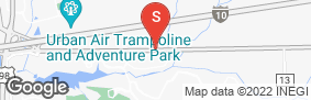 Location of A Storage Of Daphne in google street view