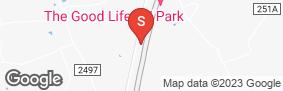 Location of Aaa Self Storage in google street view