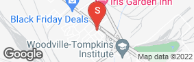 Location of 24 Hour Self Storage in google street view