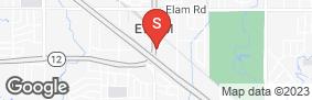 Location of Buckner Self Storage in google street view