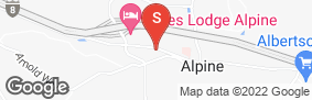 Location of Staxup Storage - Alpine Blvd in google street view