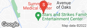 Location of Plantation Self Storage - Summerville in google street view