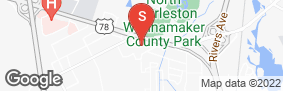 Location of Extra Room Self Storage - North Charleston in google street view