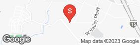 Location of Diablo Mini Storage in google street view