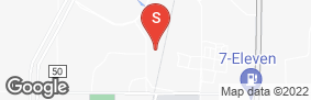 Location of Lockaway Storage - Celina in google street view