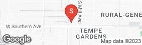Location of Aaa Alliance Self Storage in google street view