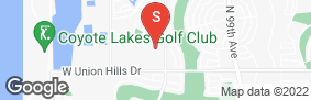 Location of Sun City Storage Solutions in google street view