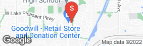 Location of Fletcher Heights Storage Solutions in google street view