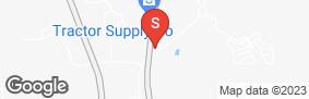 Location of Gardendale Self Storage in google street view