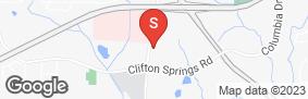 Location of Storage World- Panthersville in google street view