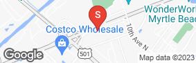 Location of Strand Storage Center in google street view