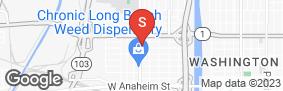 Location of Joe Velasco in google street view