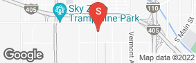 Location of Wesco Self Storage Center in google street view
