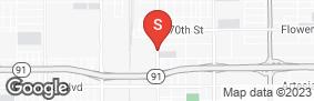 Location of Vault Storage in google street view