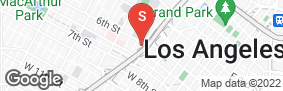 Location of Los Angeles Self Storage in google street view