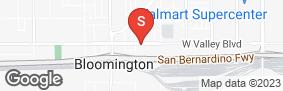 Location of Secure Rv & Self Storage - Bloomington in google street view