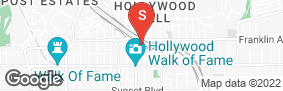 Location of Hollywood Bowl Self Storage in google street view
