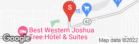 Location of Storage Solution Yucca Valley West in google street view