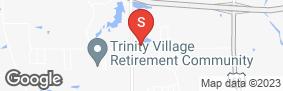 Location of Iron Guard Storage - Pine Bluff in google street view