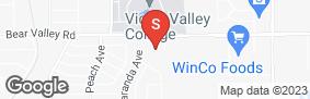 Location of Bear Valley Rv & Self Storage in google street view