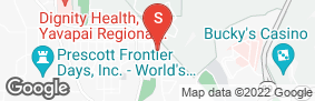 Location of Stor It Self Storage in google street view