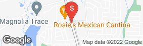 Location of Sentry Self Storage in google street view