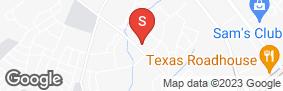 Location of Iron Guard Storage - Jacksonville  - Gum in google street view