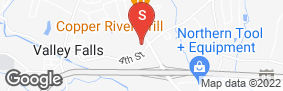 Location of Boiling Springs Storage in google street view