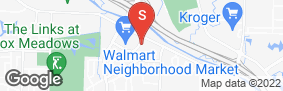 Location of Smart Space Self Storage in google street view