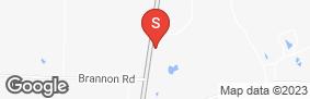 Location of Hooten's U Stor It in google street view